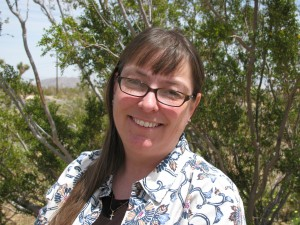 Ms. Marina West, General Manager of the Bighorn-Desert View Water Agency